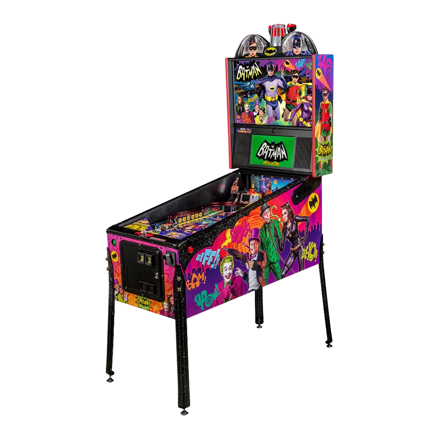 Batman 66 Pinball LE