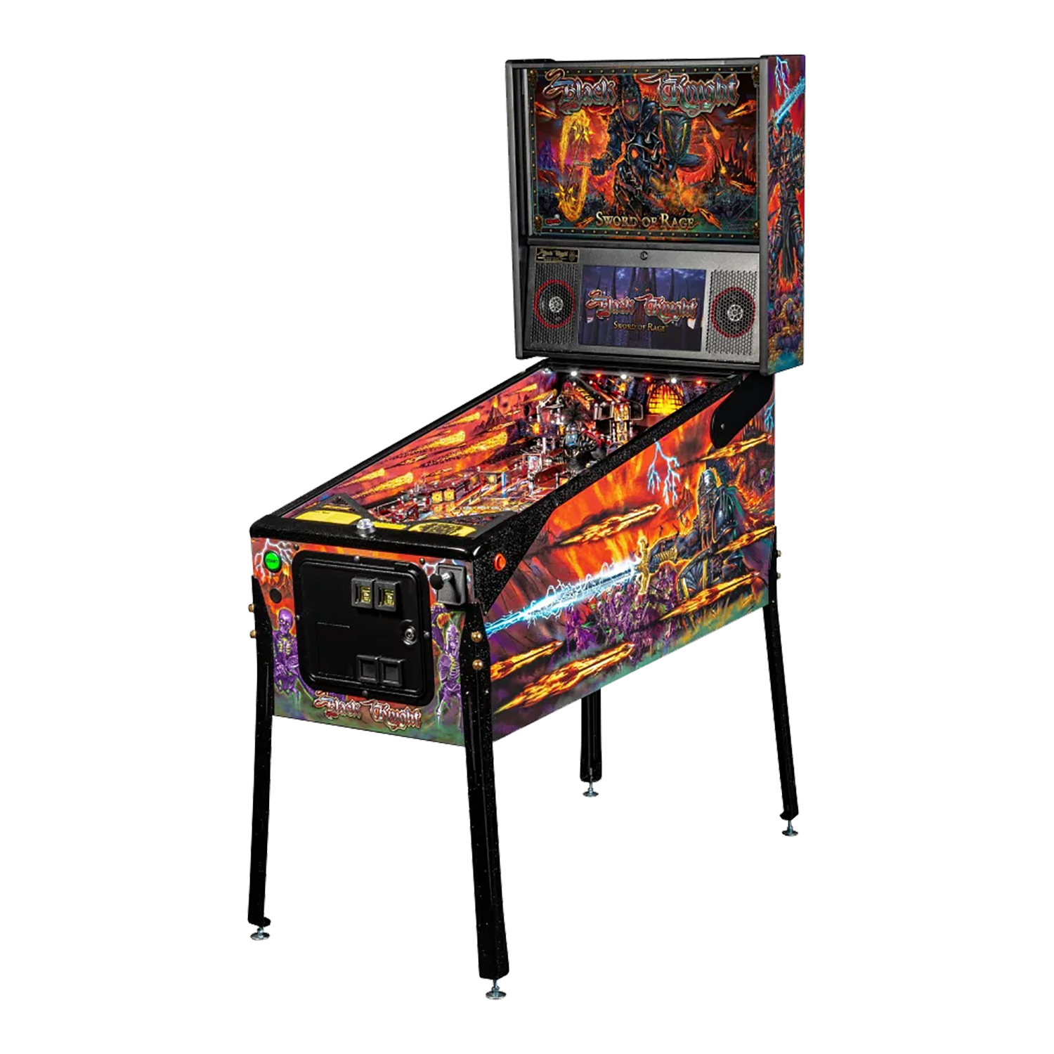 Black Knight Pinball LE