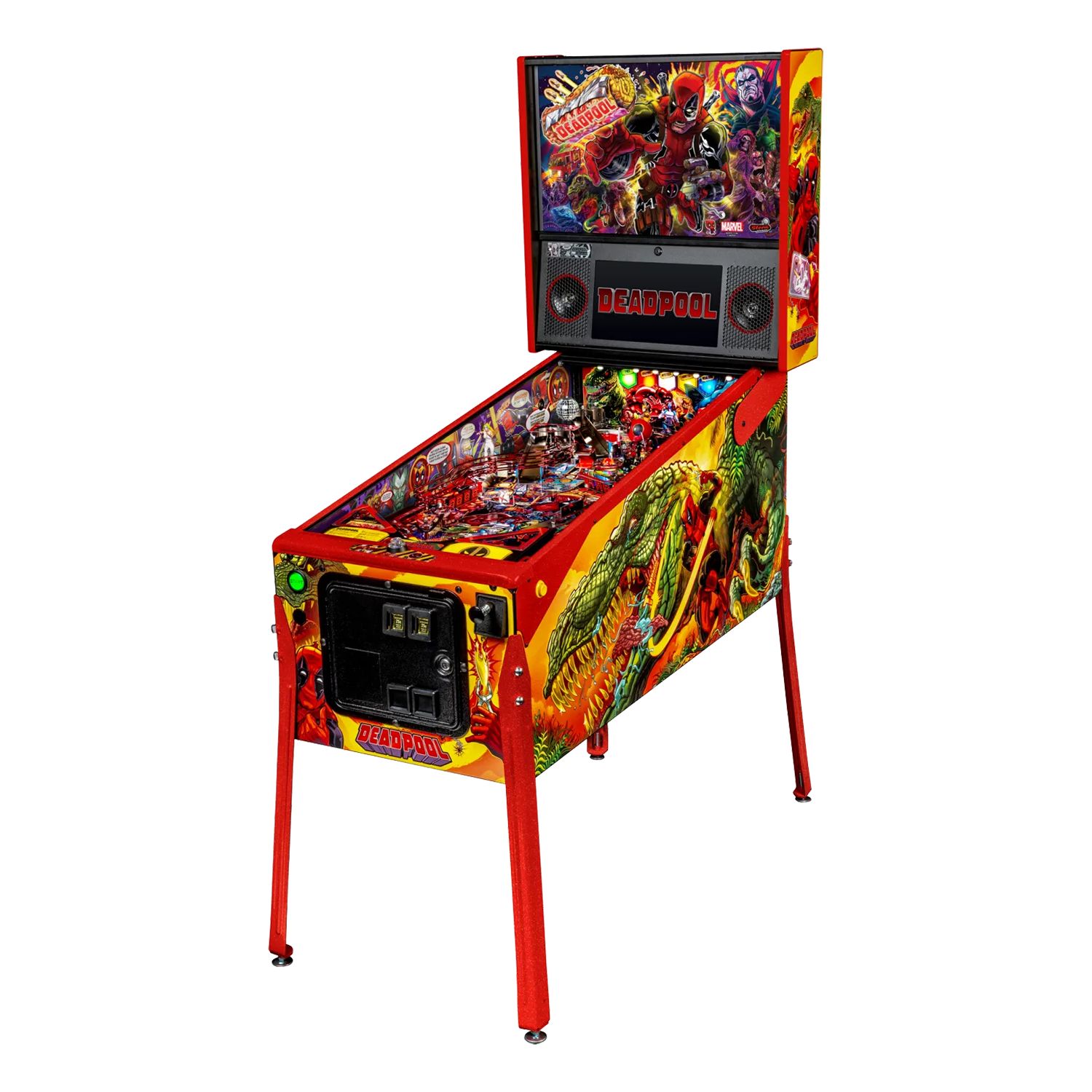 Deadpool Pinball LE