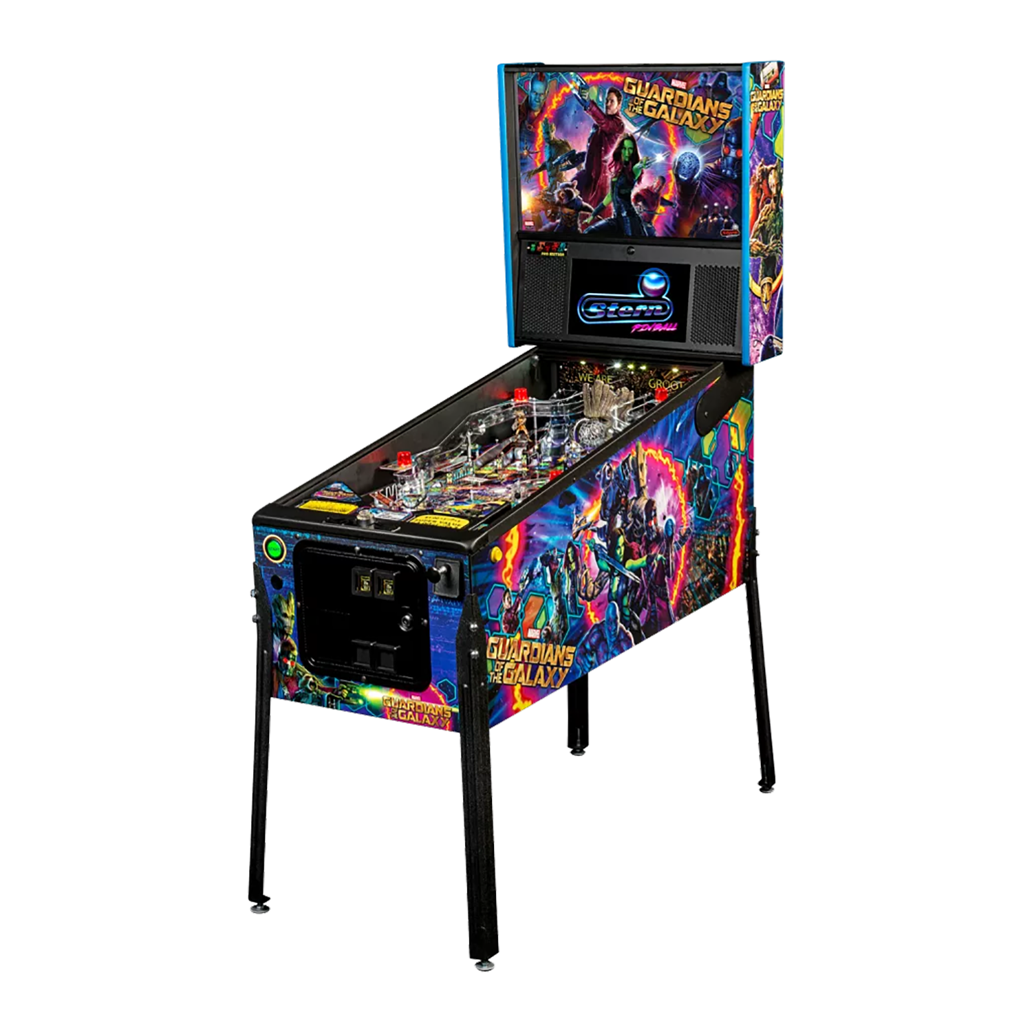 Guardians of the Galaxy Pinball Pro