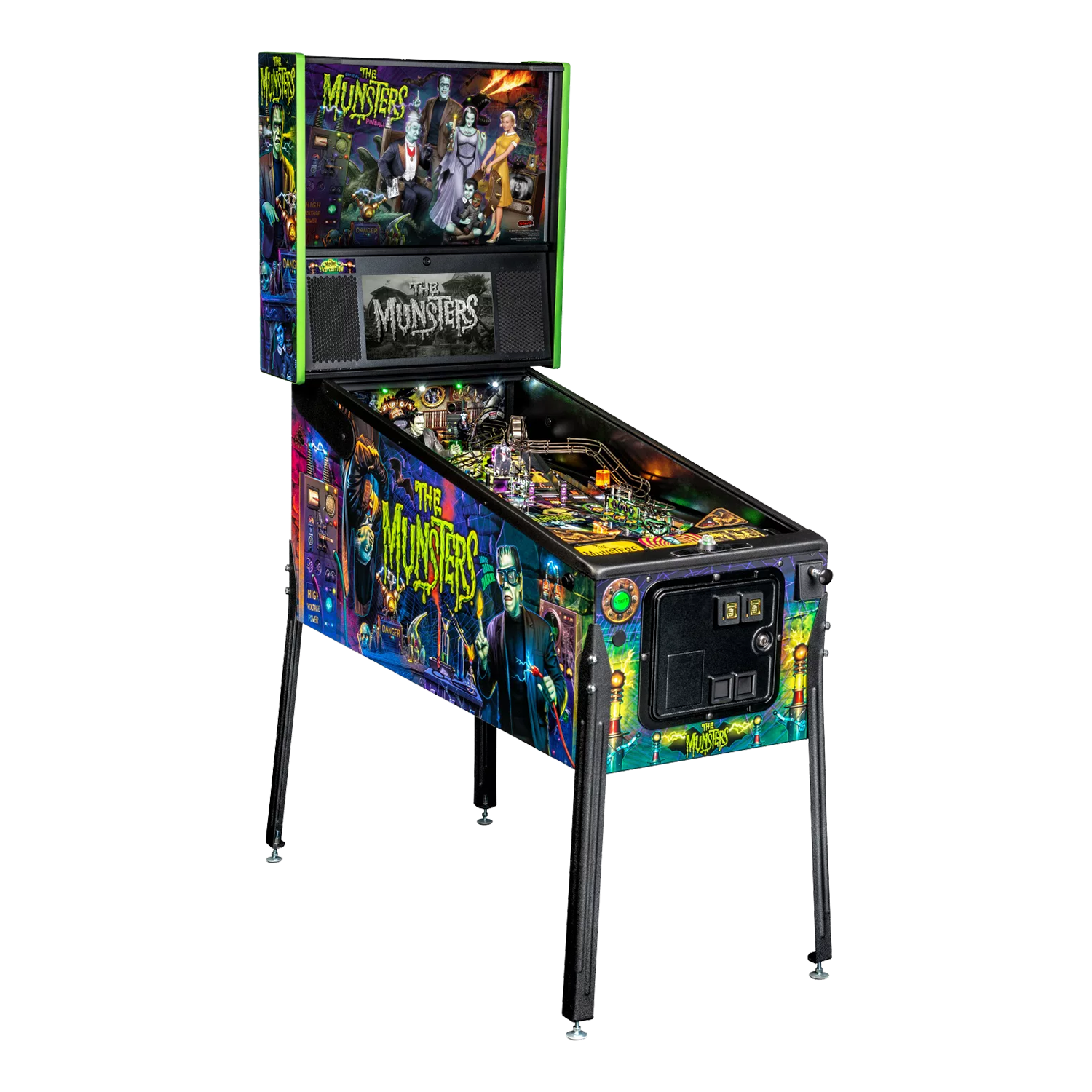 The Munsters Pinball Pro