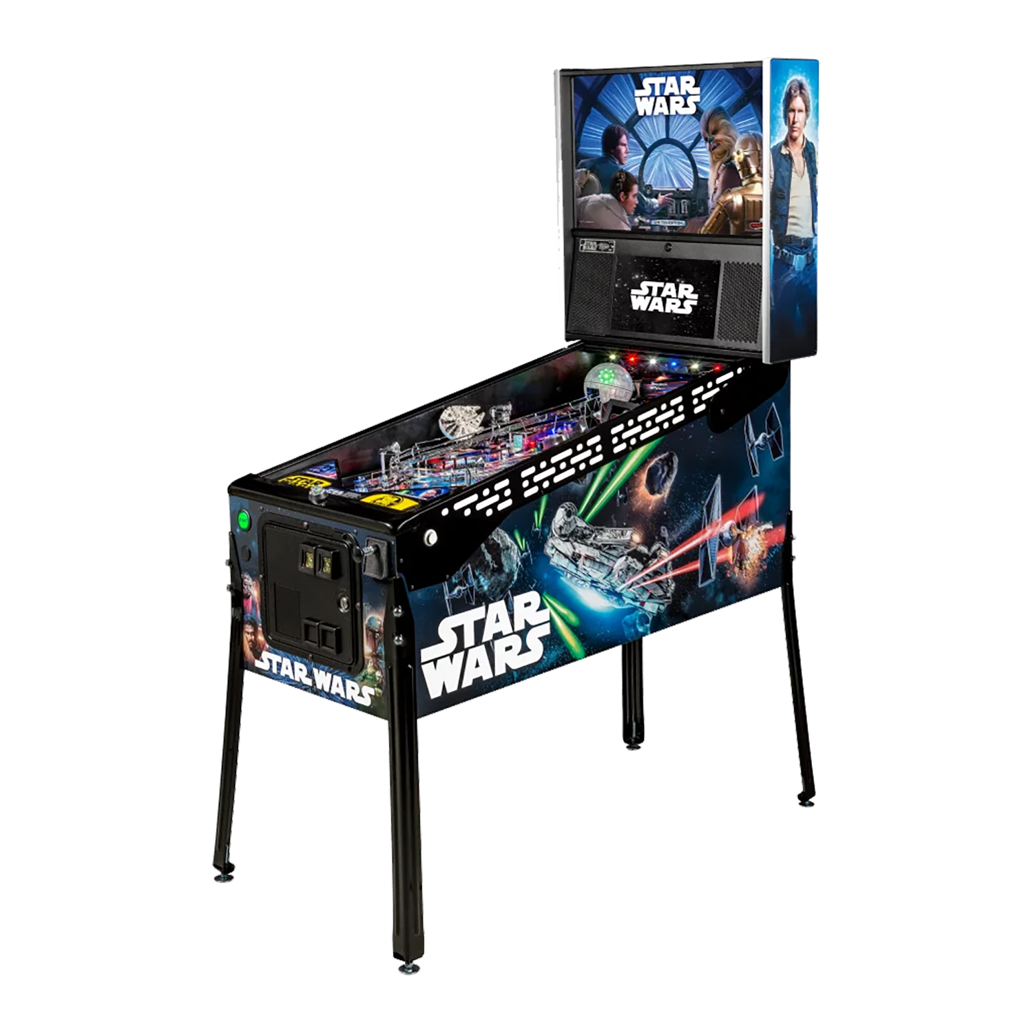 Star Wars Pinball LE