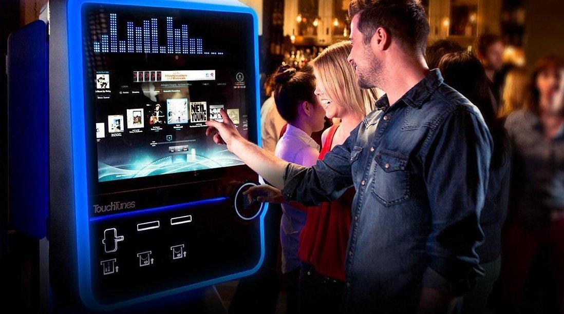modern digital jukebox