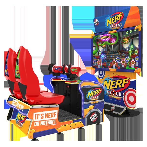 Nerf Arcade