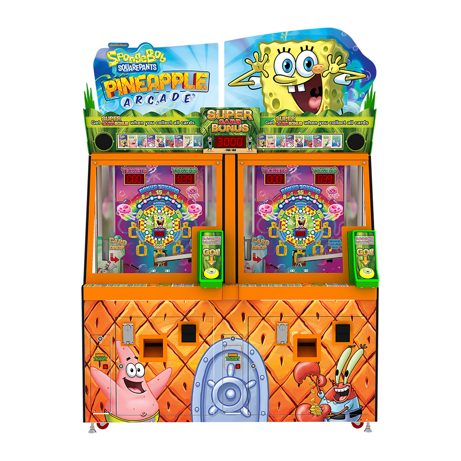 SpongeBob Pineapple Arcade