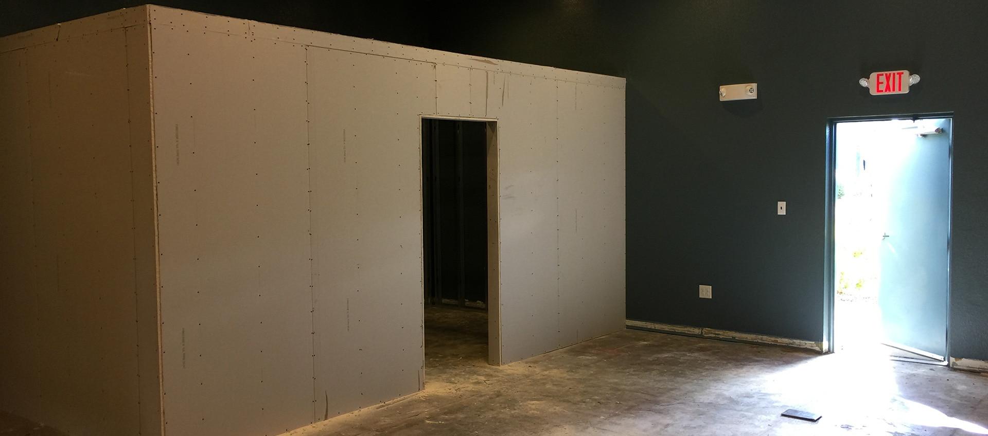 arcade construction